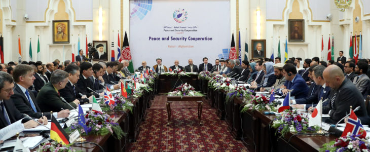 Kabul Process Press Release