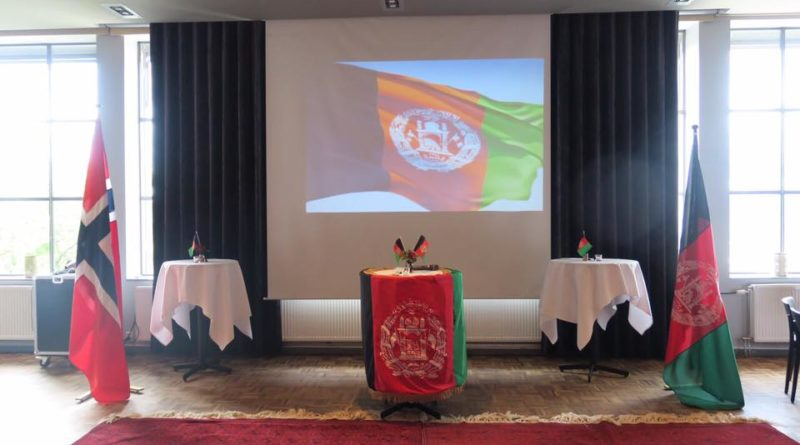 Afghan Embassy Celebrates 98th Anniversary of Independence in Oslo