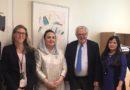 Ambassador Barakzai meets senior officials of South Asia & Afghanistan Desk in Norwegian MFA