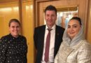 H.E. Ambassador Barakzai meets with members of the Norwegian Parliament