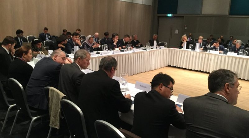 Norway hosts the International Contact Group (ICG) for Afghanistan