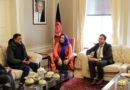 دیدار خانم بارکزی با فعالین فرهنگی افغان در کشور ناروی