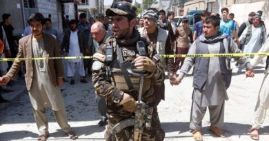 Official Statement condemning the attacks in Kabul and Baghlan