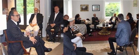 Afghan Embassy in Oslo Commemorates Martyrs Week