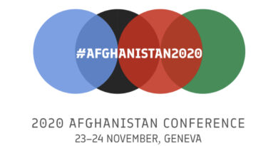 Afghanistan 2020 Conference Reaffirms International Support for Afghanistan.