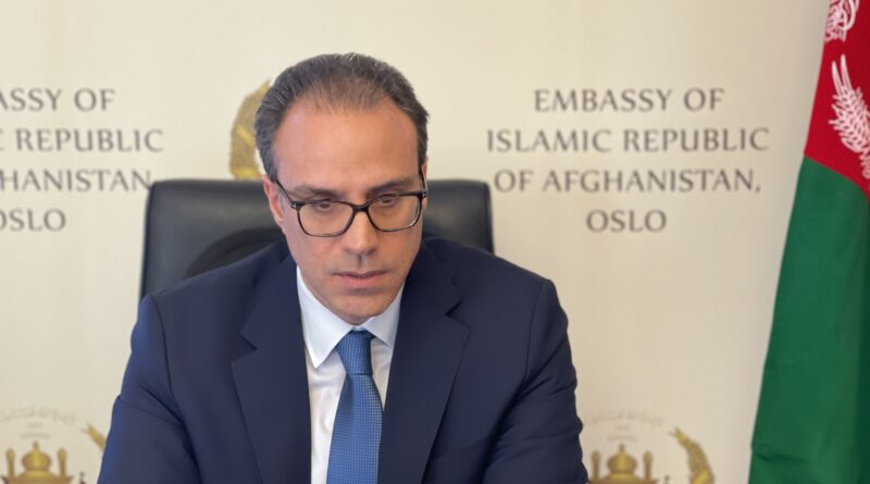 Embassy of Afghanistan in Oslo Hosts Virtual ANDSF Commemoration Day Ceremony