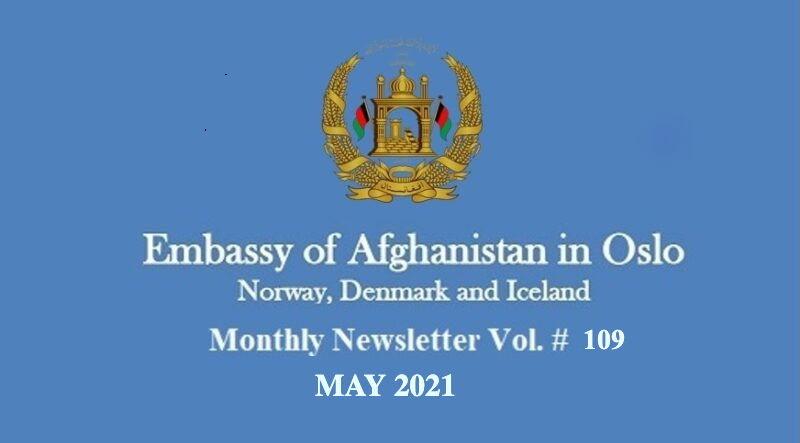 Monthly Newsletter – May 2021