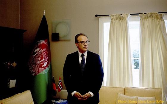 Ambassador Ghafoorzai's Interview with Klassekampen